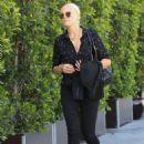Malin Akerman Shopping in Beverly Hills - 454 x 681
