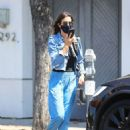 Jessica Alba – In denim jacket out in Los Angeles - 454 x 628
