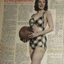 Arlene Dahl - Tua Magazine Pictorial [Italy] (19 February 1948) - 409 x 737