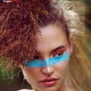 Roosmarijn de Kok featured in Warrior Beauty, March 2014