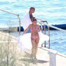 Chloe Green in Bikini in Monaco