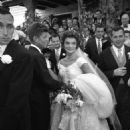 JFK and Jackie's Wedding, 1953 - 454 x 673