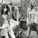 Behati Prinsloo for Pepe Jeans Spring/Summer 2014 ad campaign