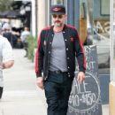 David Arquette is seen in Los Angeles - 436 x 600