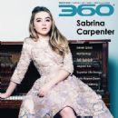 Sabrina Carpenter – 360 Magazine July 2016 France Issue