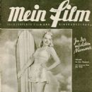 Angela Greene - Mein Film Magazine Pictorial [Austria] (6 June 1947) - 454 x 641