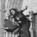 Gina Lollobrigida as Esmeralda in The Hunchback of Notre Dame (1956)