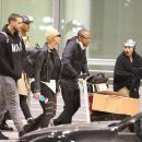 Blac Chyna and Amber Rose Arriving in Toronto, Canada - February 12, 2016