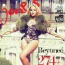 Beyonce Jones magazine - Winter 2011