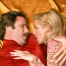 Will Ferrell and Christina Applegate