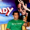Salman Khan's Photos - Ready Promotions
