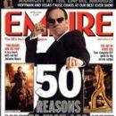 Hugo Weaving - Empire Magazine Cover [United Kingdom] (April 2003)