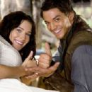 Craig Horner and Bridget Regan