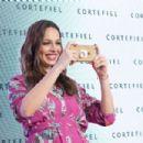 Eva Gonzalez – Cortefiel Spring-Summer 2018 Presentation in Madrid - 454 x 303