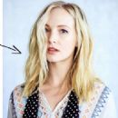 Candice King – NKD Magazine (April 2018) adds