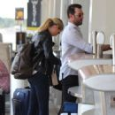 Kate Upton and Justin Verlander – Catch a flight to Houston - 454 x 680