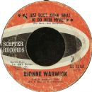 Dionne Warwick - I Just Don't Know What To Do With Myself / In Between The Heartaches