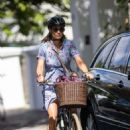 Pippa Middleton in Summer Dress – Out in London
