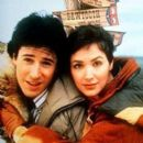 Janine Turner and Rob Morrow