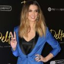 Delta Goodrem – Launch of Fragrance Delta by Delta Goodrem in Sydney - 454 x 681