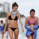 Melissa Satta - in Miami 31/12/10