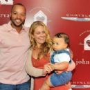 Cacee Cobb and Donald Faison Announce Baby No. 2!