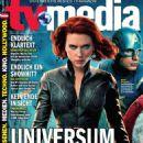 Scarlett Johansson - TVMedia Magazine Cover [Austria] (24 September 2014)