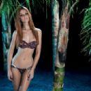 Cintia Dicker for Agua de Coco Winter 2013 Swimwear Campaign - 454 x 303