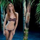 Cintia Dicker for Agua de Coco Winter 2013 Swimwear Campaign