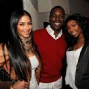 Brandy and Tyrese