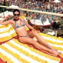 Adrianne Curry Encore Beach Club In Las Vegas