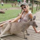 Paris Hilton At The Zoo In Australia, 2009-01-03