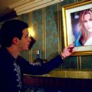 Eddie Kaye Thomas as Finch, lovingly admiring the image of Stifler's Mom (Jennifer Coolidge) in Universal's American Pie 2 - 2001