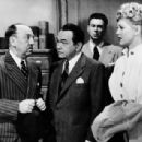 With Edward .G. Robinson - 390 x 307