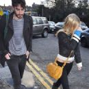 Laura Whitmore and Danny O'Reilly