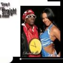 Flavor Flav and Chandra Davis - 241 x 209