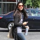 Olivia Munn - Out And About In Manhattan - June 21, 2010