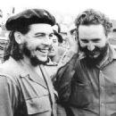 Ernesto 'Che' Guevara and Fidel Castro - 454 x 574