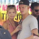Sierra Swartz and Cody Simpson