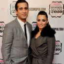 Flavia Cacace and Jimi Mistry - 427 x 594