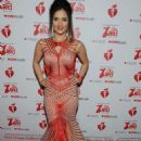 Danica McKellar – The American Heart Association's Go Red For Women Red Dress Collection 2019 in NYC - 454 x 659