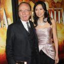 Rupert Murdoch and Wendi Deng - 396 x 594