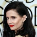 Eva Green at The 73rd Golden Globe Awards - Arrivals (2016) - 454 x 673