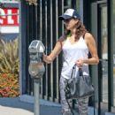 Teri Hatcher – Out in Studio City - 454 x 681