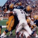 Dick mauling the Packers