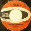 Dionne Warwick - Another Night / Go With Love