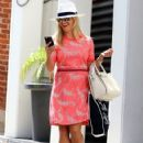 Reese Witherspoon is all smiles while leaving her office in Beverly Hills, California on July 12, 2016 - 422 x 600
