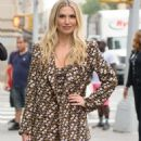 Willa Ford – Outside 'Build Series' in New York - 454 x 891
