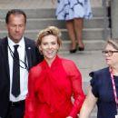 Scarlett Johansson : 2016 Toronto International Film Festival - 'Sing' Premiere