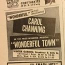 Wonderful Town Original 1953 Broadway Cast Music By Leonard Bernstein - 454 x 472